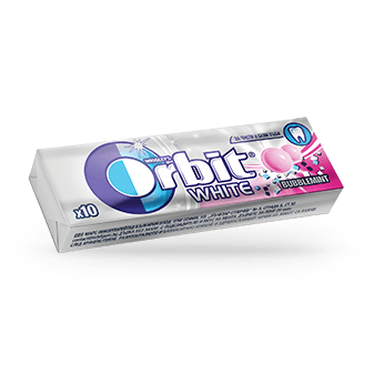 Orbit white bublegum