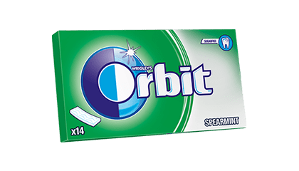 Orbit freshmint box thumb
